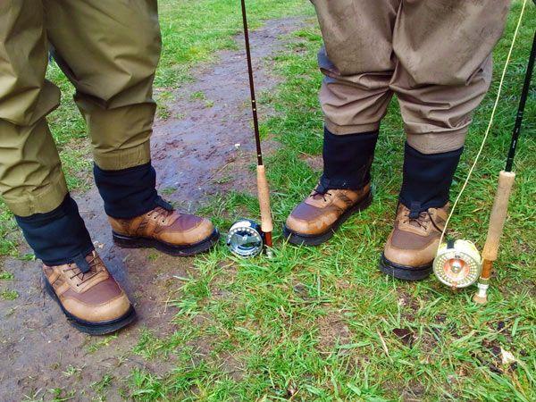 Вейдерсы с ботинками
