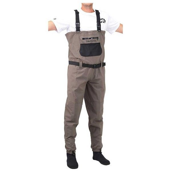 Breathable Chest Waders XL