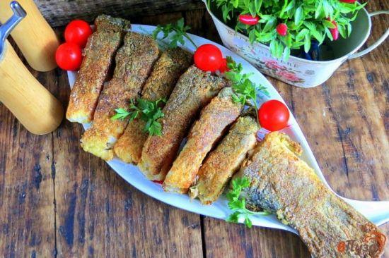 рыба с помидорами-чери