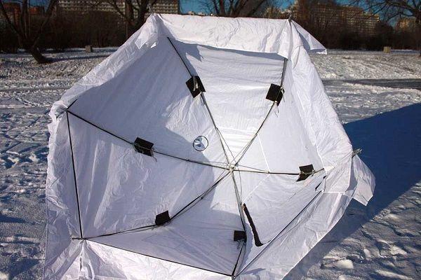 Палатка зонт