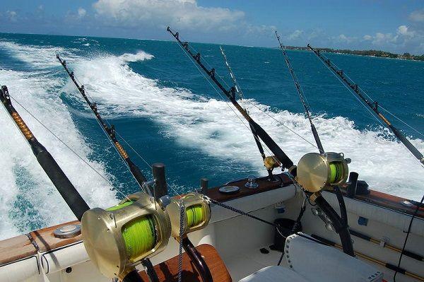 Катушки для морской ловли