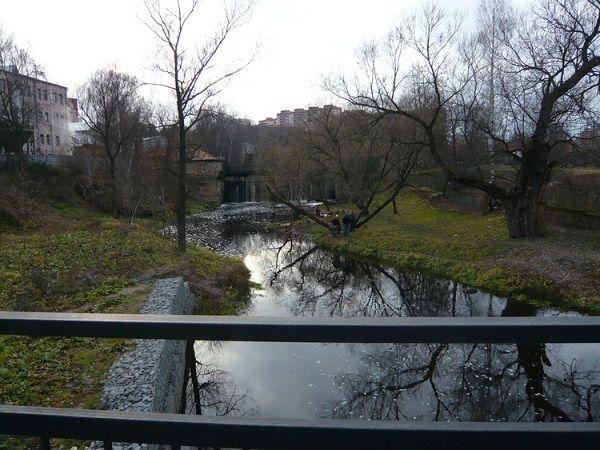 Десна в Троицке