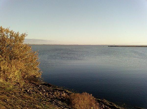 Веселовское водохранилище