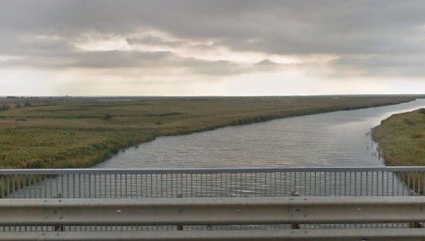 Вид на реку Маныч