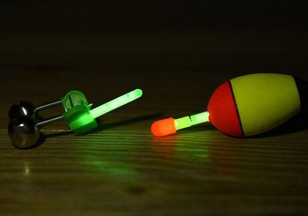 Поплавки со светлячками