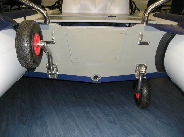 Перекидные колеса