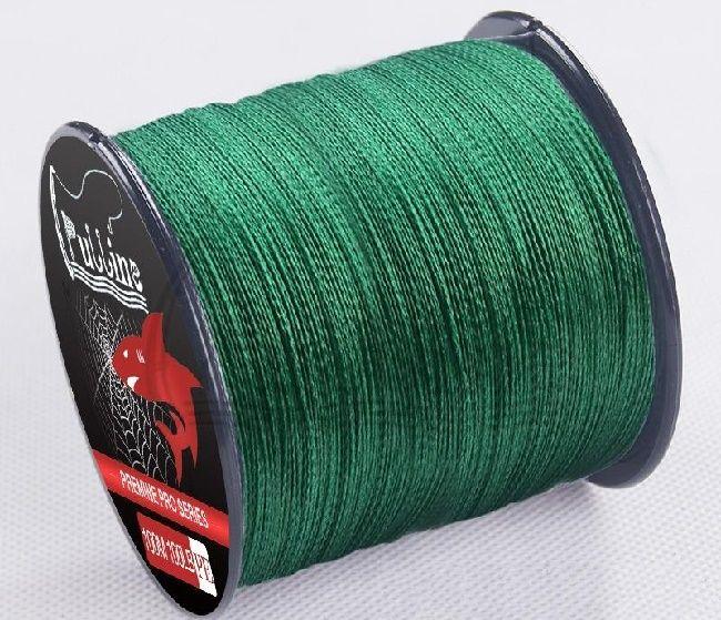 Зеленая плетенка