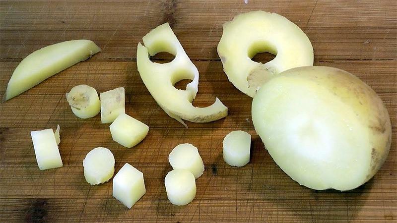 насадка из картофеля