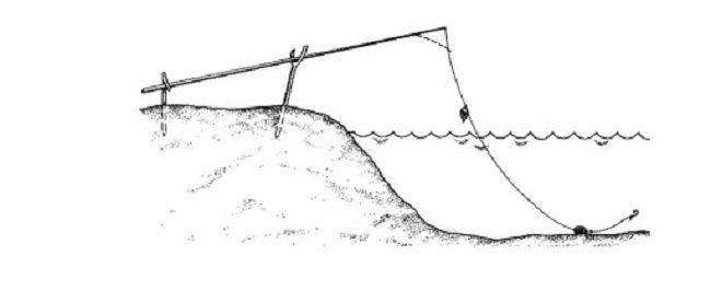 Схема полудонки