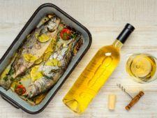 Вино к рыбным блюдам