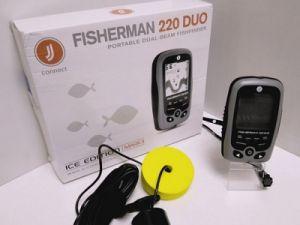 Эхолот Fisherman 220 duo