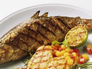 рыба-гриль
