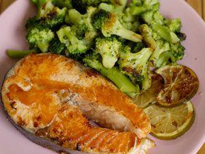 Что приготовить к жареной рыбе