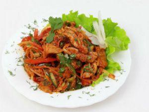рыба по корейски рецепт в домашних условиях