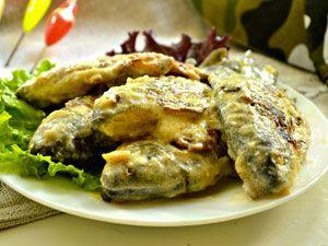 рецепты из свежей рыбы в духовке карась фаршированный