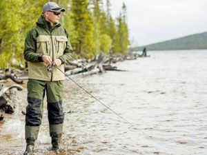 летний рыболовный костюм