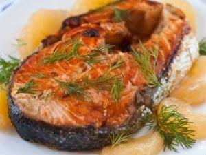 рыбный стейк
