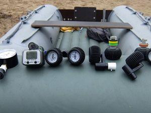 монометры для лодки ПВХ