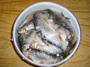 Маринад для копчения рыбы