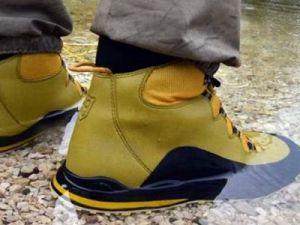 Рыбацкие ботинки