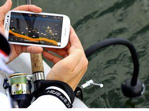 эхолот с подводной видеокамерой