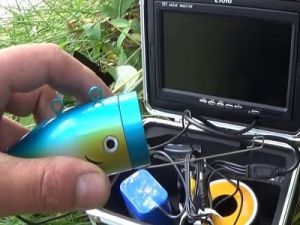 Камера и монитор