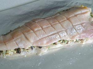 отфилированная рыба