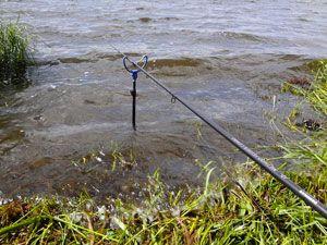 рыбалка в непогоду
