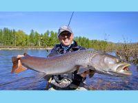 Ловля линя — особенности рыбалки