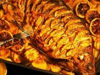 Запеченный лещ с картофелем